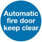 Automatic Fire Door 100X100Mm S/A Km73As (Pack of 5)